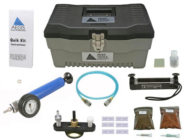 AEGIS QUIK KIT Windshield Repair Kit
