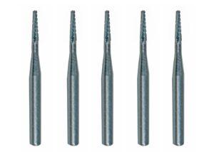 drl2031 Cross-Cut Fissure Burs 5pk
