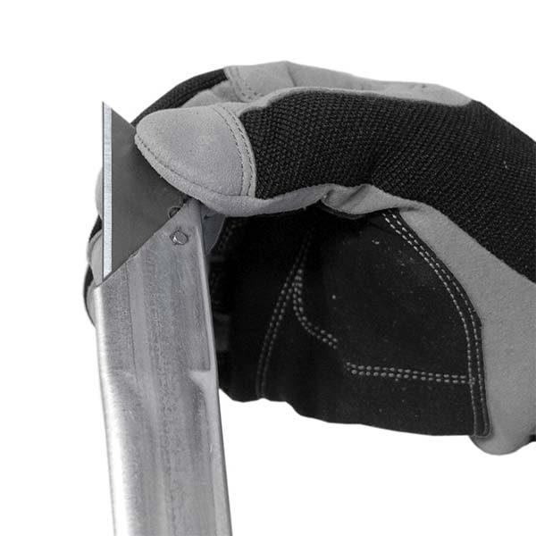 TLS1231 Equalizer® Sabre™ Long Knife close up of blade insertion part 2 SC532