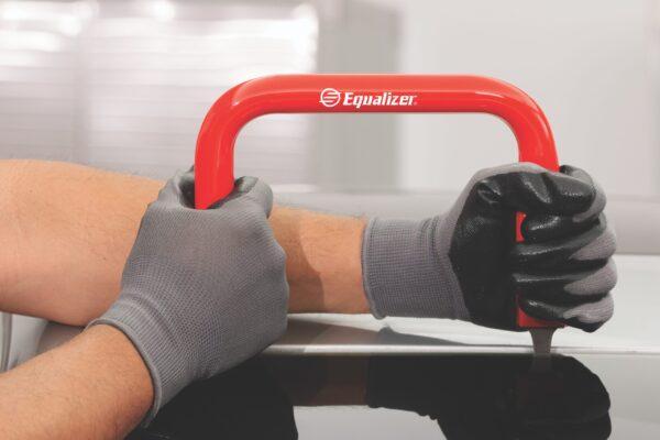 TLS1575 Equalizer ZipKnife Cold Knife ZK35 Tool in Use