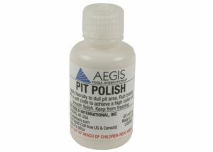 POLISH FOR WINDSHIELD REPAIRS