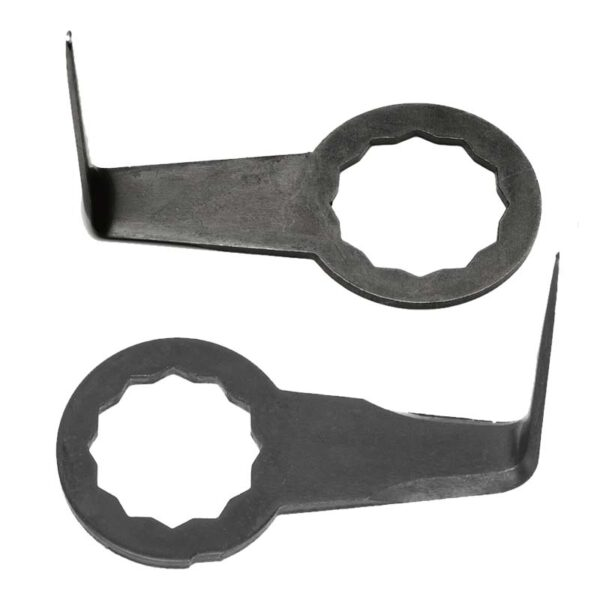 Equalizer power cold knife blades reverse ground and standard