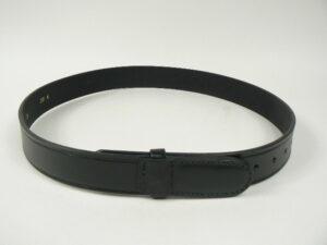 Buckleless Leather Belt-0