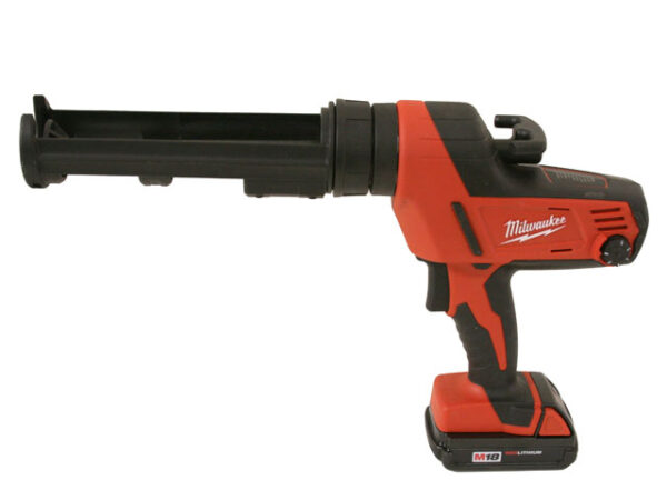 PRICE MATCH Milwaukee M18 Cordless Cartridge Urethane Gun 2641-21CT-0