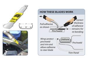 "TLS1264 BTB Pinchweld Prep Blade 3/4"" WK6M"