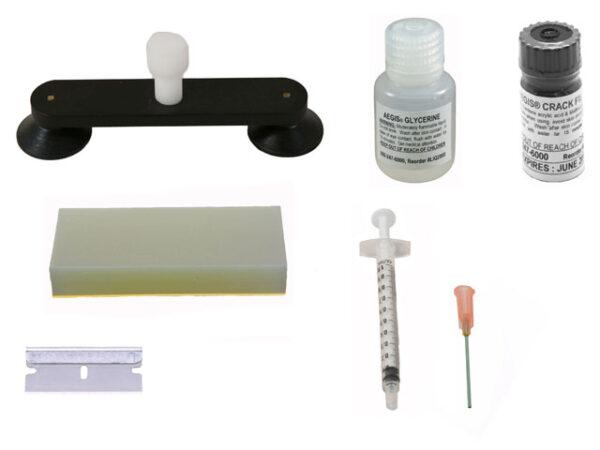 AEGIS Long Crack Repair Kit