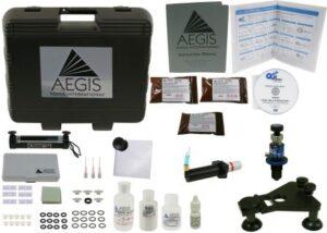 KIT2500 Annihilator Windshield Repair Kit contents