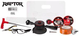 TLS1550 Equalizer® RAPTOR™ Deluxe Kit F22KIT