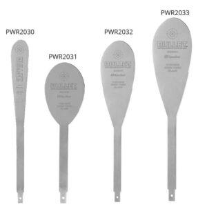 Equalizer® Bullet Blades comparison