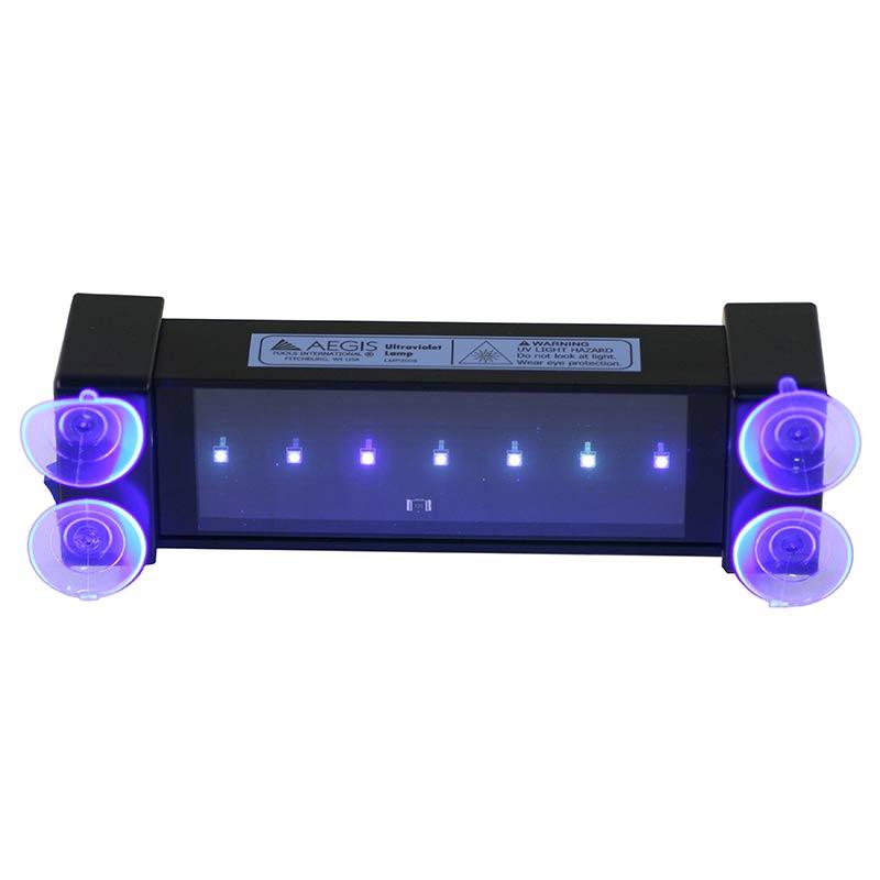 LMP2008 LED UV light on